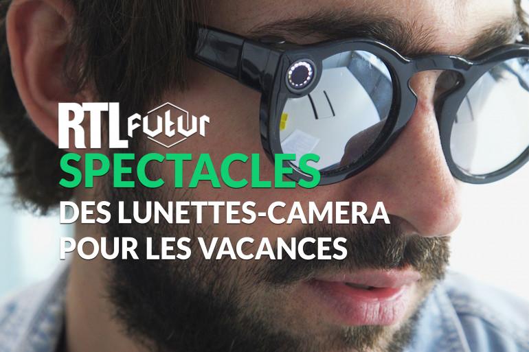 Faut-il tenter les lunettes Snapchat à caméra embarquée pour les vacances ?