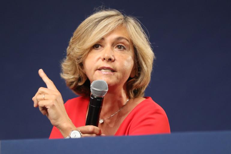 Valérie Pécresse au Conseil national des Républicains consacré à l'Europe, le 30 juin 2018