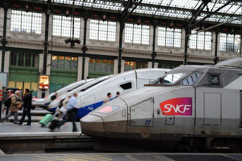 Des trains de la SNCF (illustration)