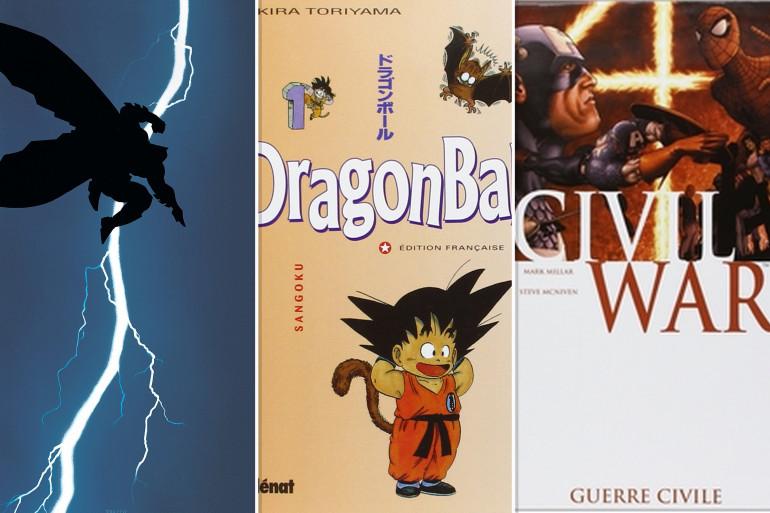 Découvrez notre guide de lecture pour vous initier aux comics pendant les vacances
