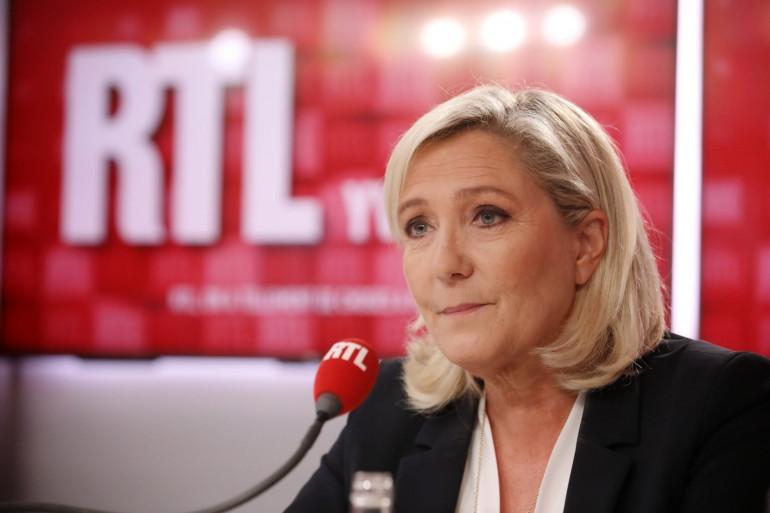 Marine Le Pen invitée de RTL du 24 septembre 2019