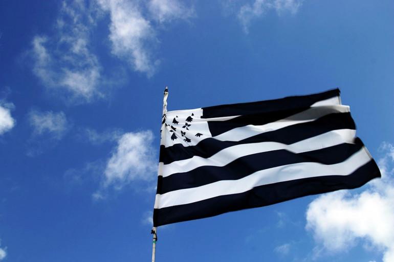 Un drapeau breton (photo d'illustration).