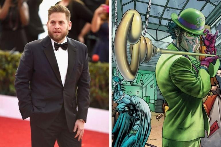 """Jonah Hill est en négociation pour incarner Edward Nigma dans """"The Batman"""""""