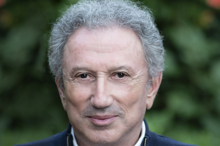 Michel Drucker le 16 juin 2018