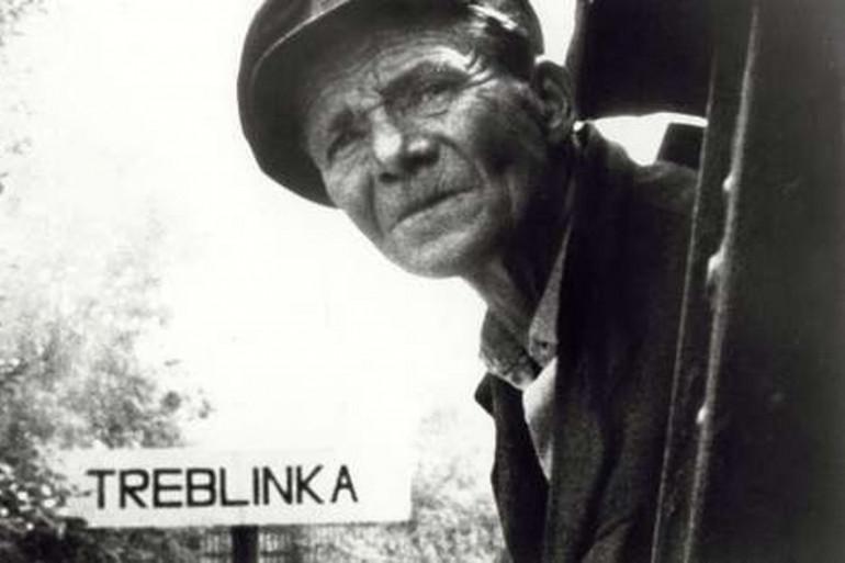 """Image tirée du film """"Shoah"""", de Claude Lanzmann"""