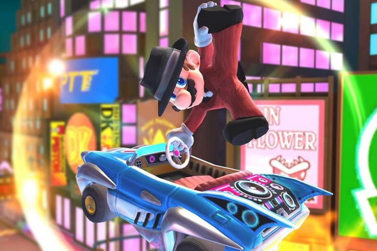 Mario Kart Tour (illustration)
