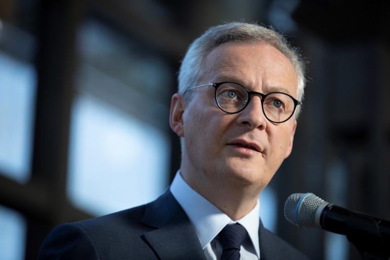 Bruno Le Maire, le 19 septembre 2019