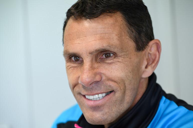 L'entraîneur uruguayen de Bordeaux, Gustavo Poyet, le 15 mai 2018