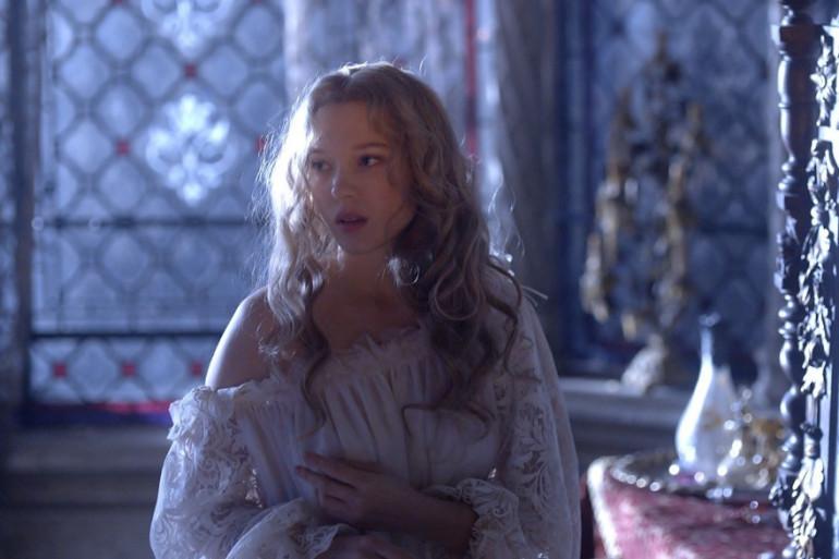 """Léa Seydoux dans """"La Belle et la Bête"""""""