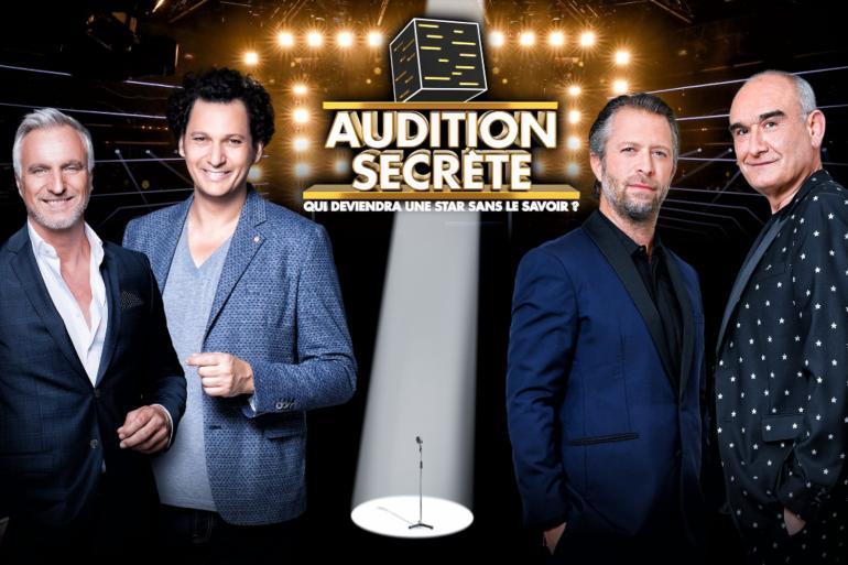 """""""Audition secrète"""" sur M6, à partir du 24 juillet 2018"""