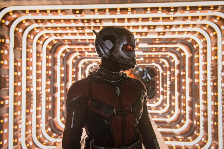 """""""Ant-Man et la Guêpe"""" possède deux scènes post-génériques"""