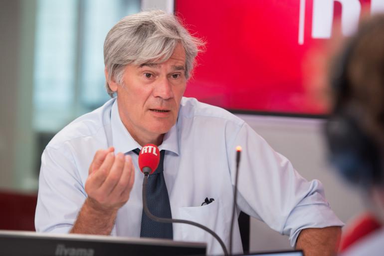 Stéphane Le Foll était l'invité de la matinale de RTL du 31 juillet 2018