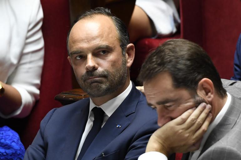 Édouard Philippe doit répondre aux deux députés défendant les motions de censure à l'Assemblée nationale, mardi 31 juillet.