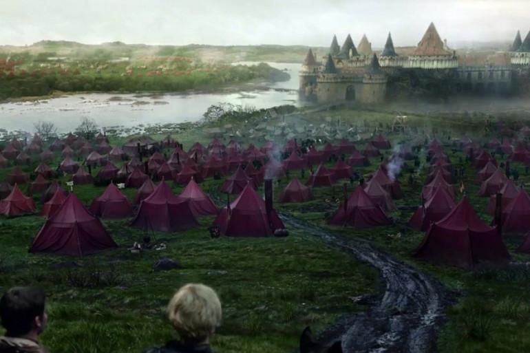 """Vivesaigues est le château des Tully dans """"Game of Thrones"""""""