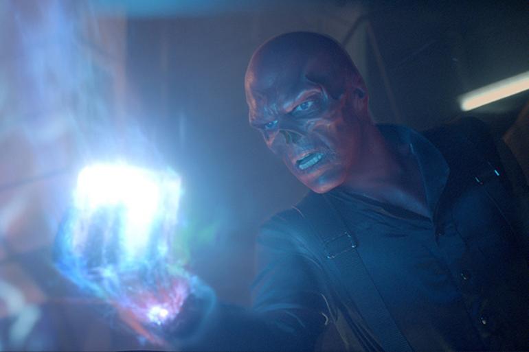 """Red Skull dans """"Captain America : First Avenger"""""""