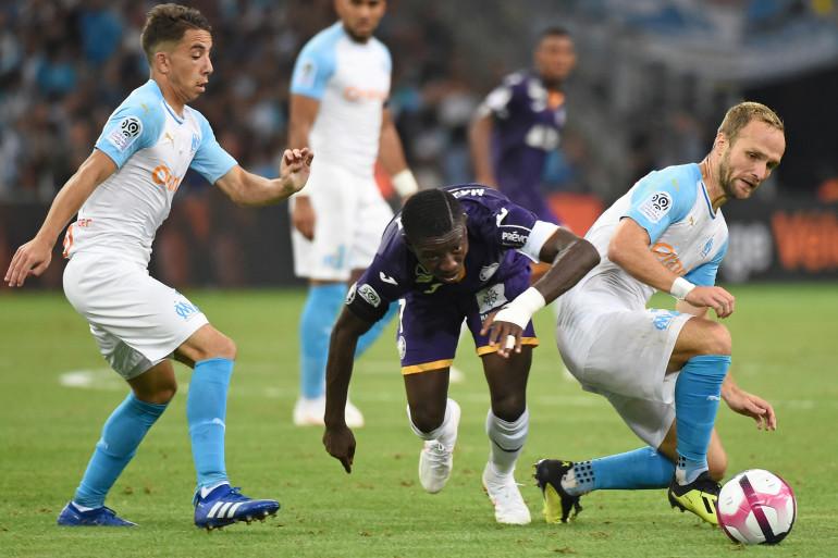 Marseille et Toulouse s'affrontent au stade Vélodrome pour ouvrir la saison 2018-2019 de la Ligue 1 Conforama, ce vendredi 10 août.
