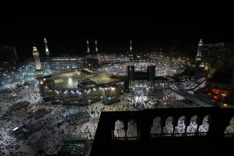 Le pèlerinage annuel à La Mecque, ville sainte de l'ouest de l'Arabie saoudite, est l'un des cinq piliers de l'islam.