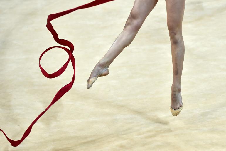 Les gymnastes, à l'époque des faits, étaient âgées de 12 ou 13 ans.