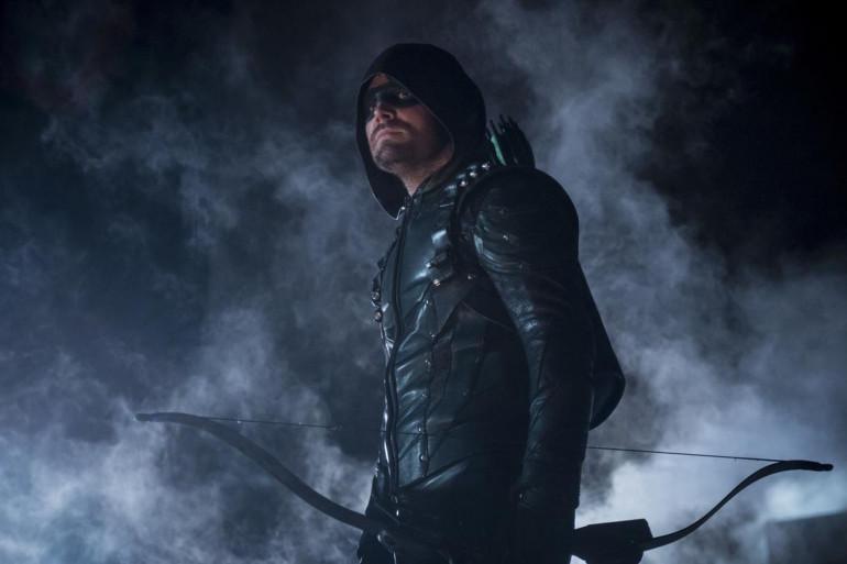 """La série """"Arrow"""" est arrivée sur les écrans français en décembre 2013"""