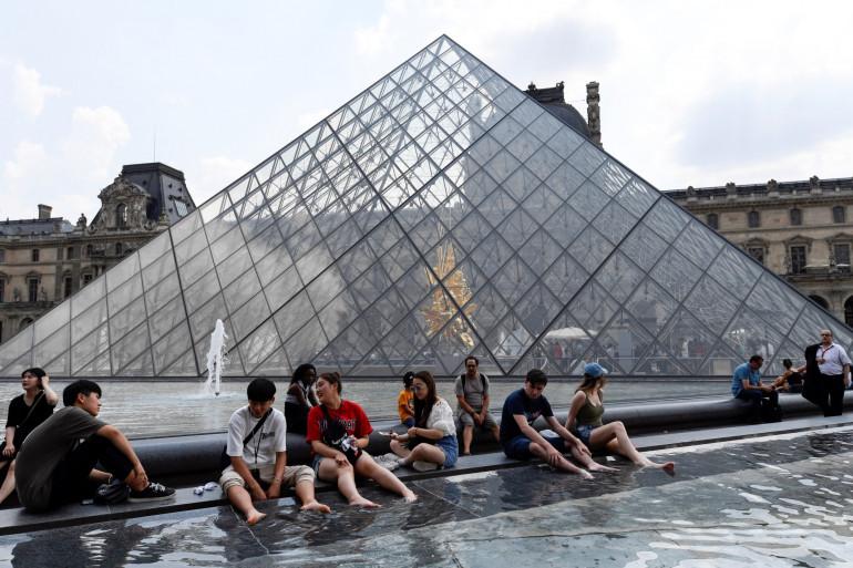Le jeu se déroulera le 13 septembre devant la Joconde de Léonard de Vinci.