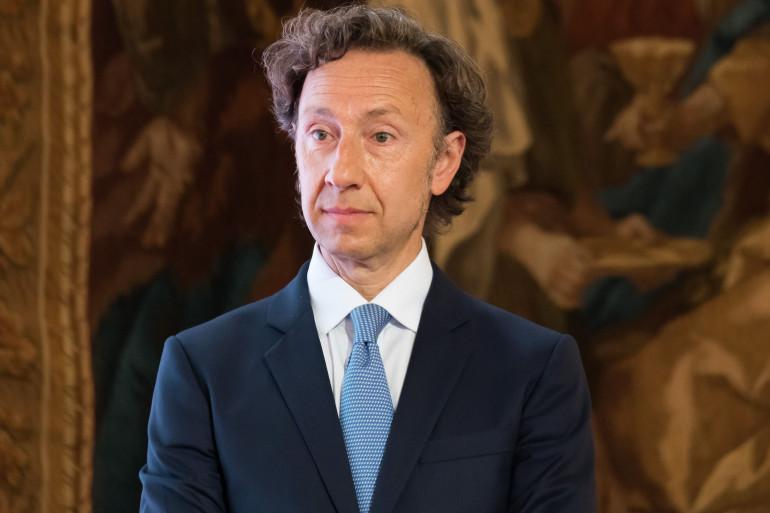 Stéphane Bern, le 31 mai 2018