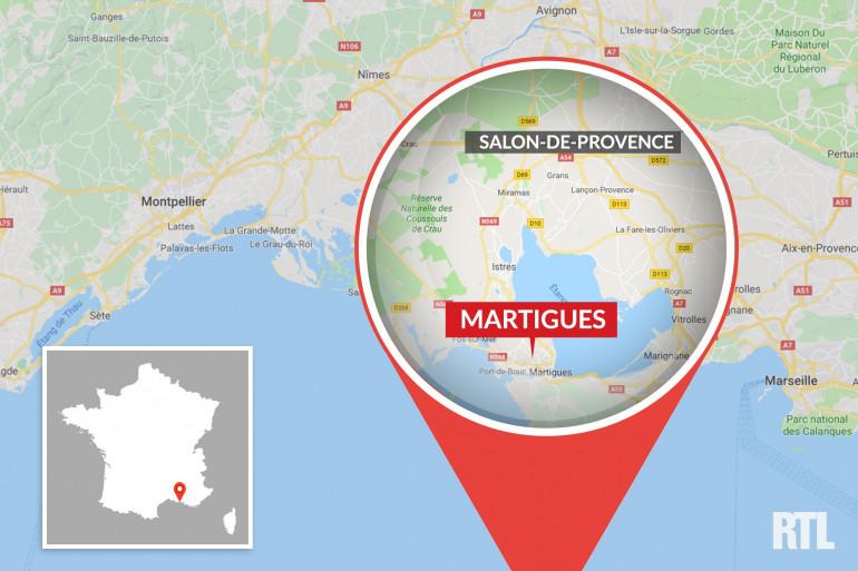Martigues, dans les Bouches-du-Rhône
