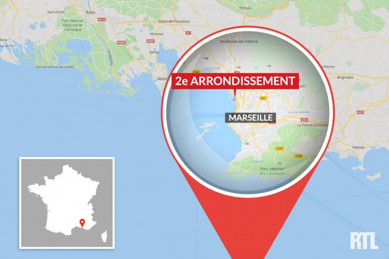 Le deuxième arrondissement de Marseille