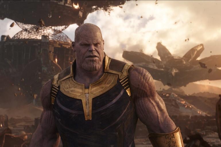 """Thanos dans """"Avengers : Infinity War"""" et attendu dans """"Avengers 4"""""""