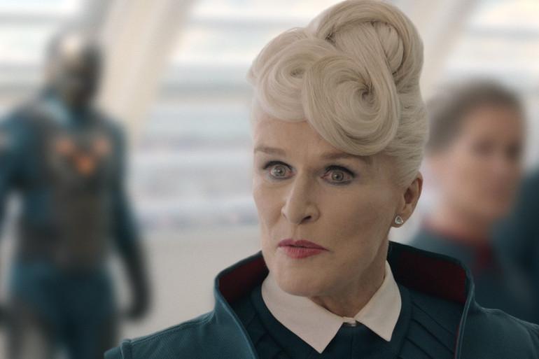 """Glenn Close incarne Nova Prime dans les films """"Les Gardiens de la Galaxie"""""""