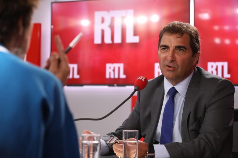 Christian Jacob est l'invité de RTL