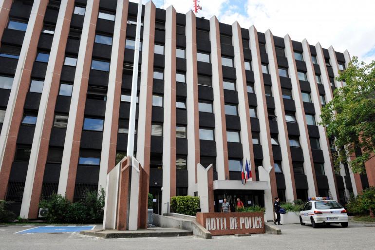 Le commissariat central de Lyon en 2011 (illustration)