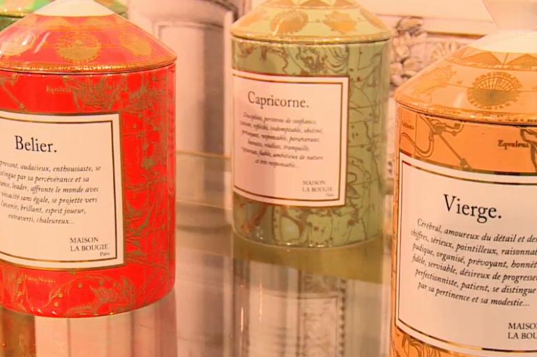 Ces bougies sont adaptées à chaque astrologique.