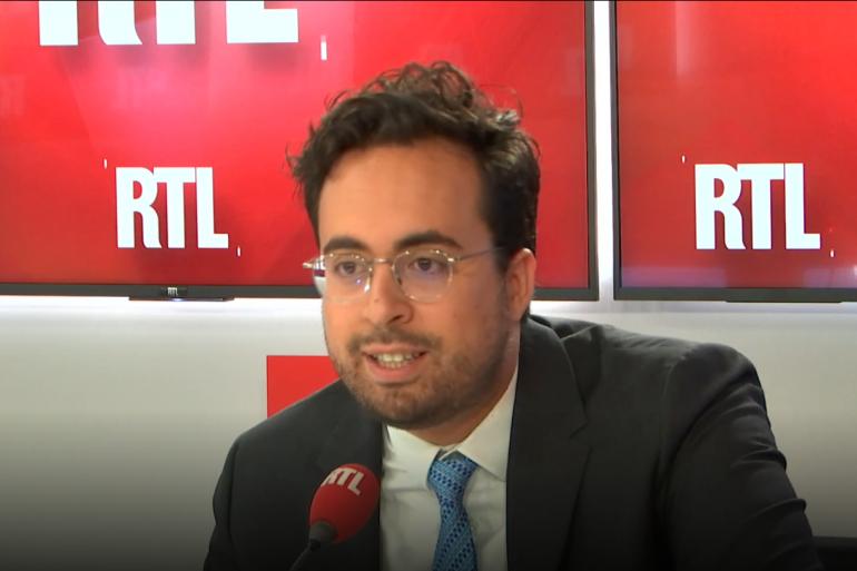 Mounir Mahjoubi, secrétaire d'État chargé du numérique, est l'invité de RTL ce lundi 10 septembre.