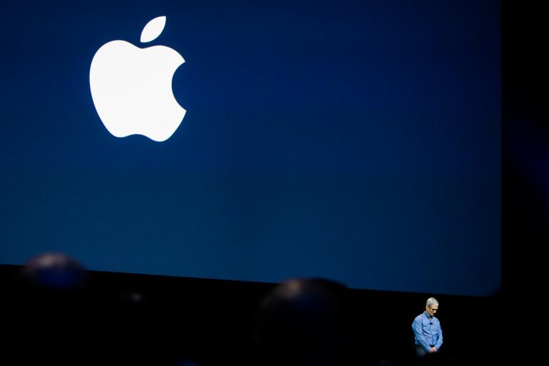 Apple présente ses nouveaux iPhone lors de sa keynote de rentrée