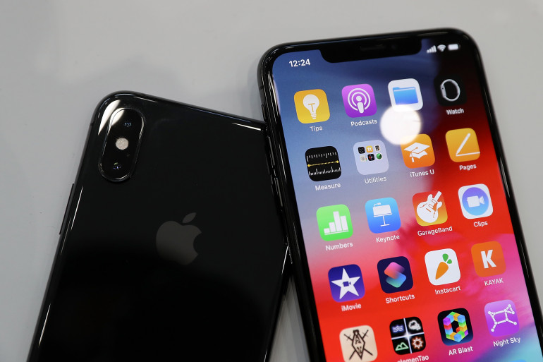 L'iPhone Xs est le nouveau fer de lance d'Apple