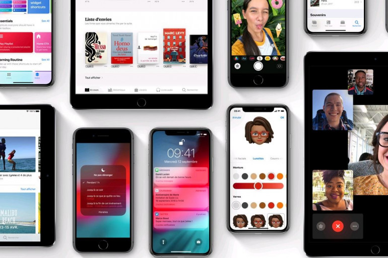 iOS 12 promet de redonner du peps aux iPhone ralentis par la mise à jour iOS 11
