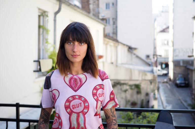 Olympe de G est réalisatrice de films féministes porno