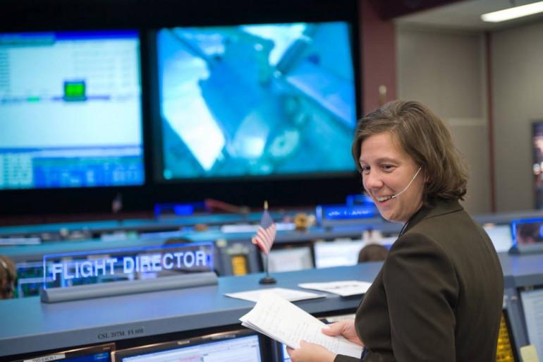 Holly Ridings va diriger une équipe de directeurs de vol à la NASA