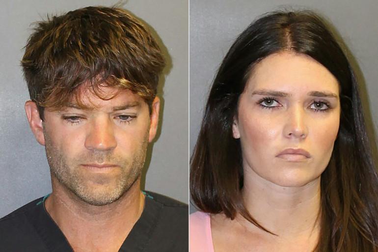 Grant Robicheaux et Cerissa Riley, un couple californien soupçonné d'un millier d'agressions sexuelles