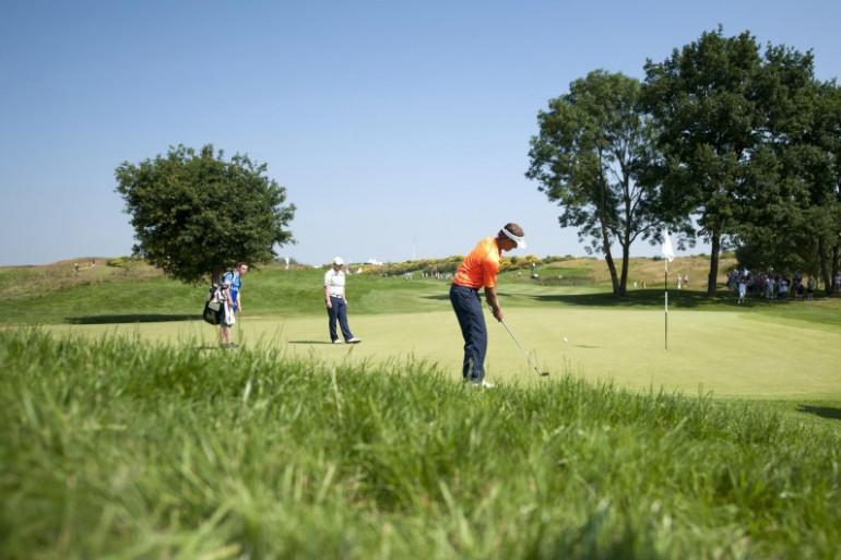 Le golf national de Saint-Quentin-en-Yvelines accueillera les épreuves de golf des JO.