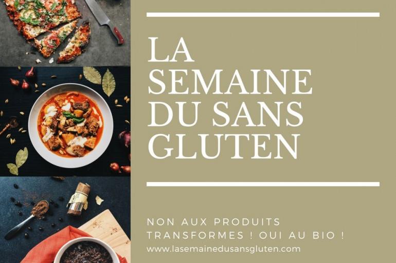 La Semaine du Sans Gluten, éditions 2018