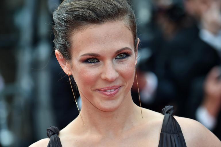 Lorie au festival de Cannes le 15 mai 2015