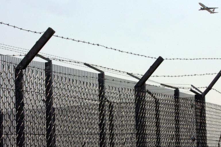 Le centre de rétention de Toulouse-Cornebarrieu