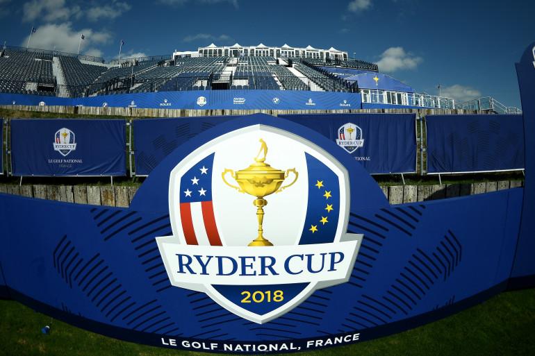 La Ryder Cup se déroulera en France du 28 au 30 septembre 2018