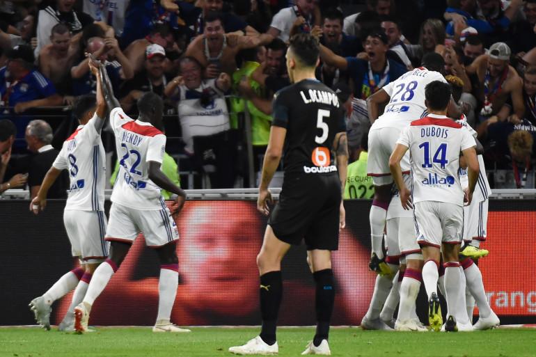 Les Lyonnais savourent devant un Lucas Ocampos quelque peu abattu, dimanche 23 septembre