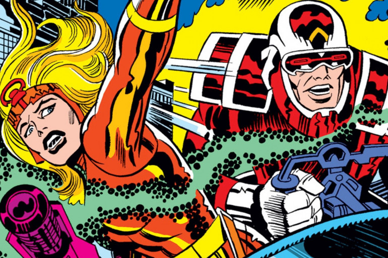 """""""The Eternals"""" est l'un des prochains films Marvel de la Phase 4"""