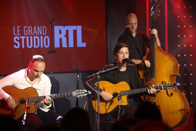 Thomas Dutronc dans Le Grand Studio RTL