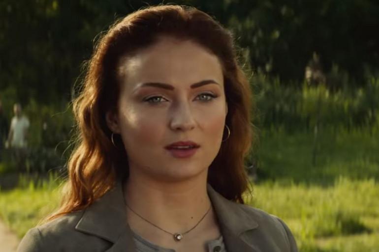 Jean Grey est incarnée par Sophie Turner