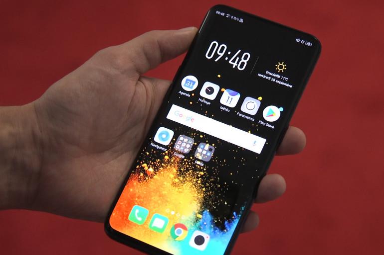 Le Find X est l'un des smartphones les plus surprenants de 2018