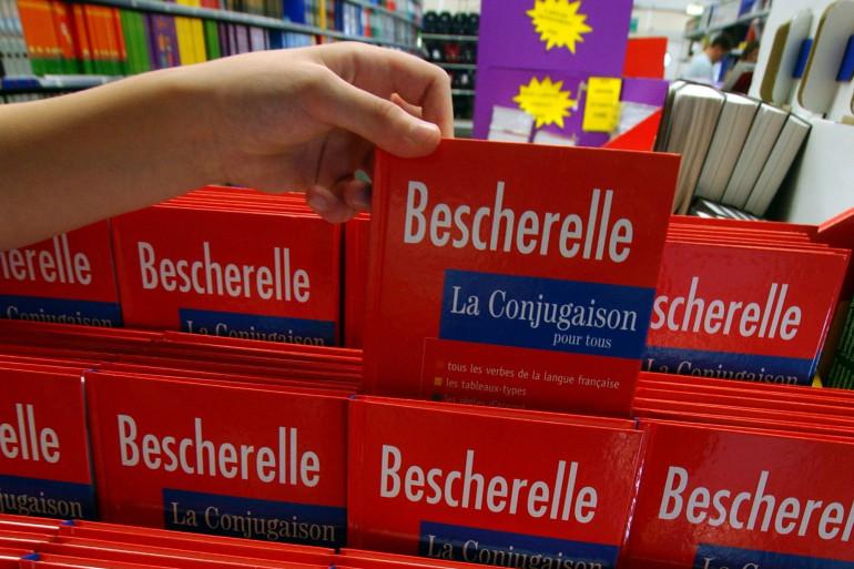 Le Bescherelle, grand classique de la révision de la conjugaison (photo d'illustration)